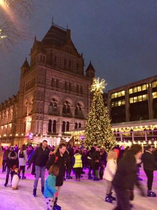 London im Dezember 2017