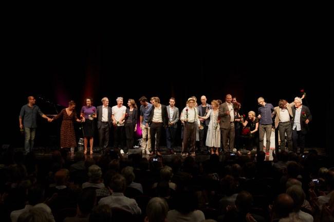 Die Verleihung des Kurt-Meisel-Preises und der Förderpreise der Freunde des Residenztheaters im Juli 2018, ©Judith Buss
