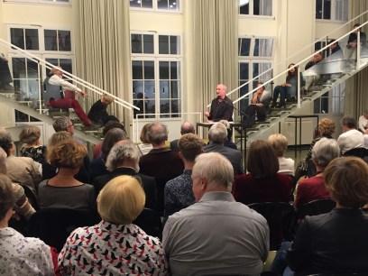 Einführung des Dramaturgen Matthias Günther