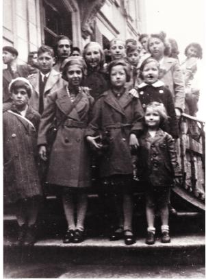 Abreise aus Frankreich nach Amerika im Juli 1941 © Privatarchiv Arthur Kern