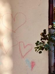 Herzen im Überfluss in Schwabing