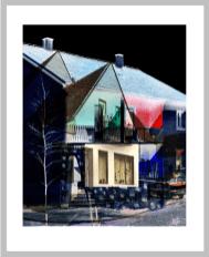 Kulissen der Erinnerung Nr. 4, 2015, C-Print, 120 x 85 cm