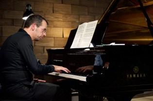 Andreas Skouras bei seinem Konzert im Oktober 2019 © Christian Rudnik