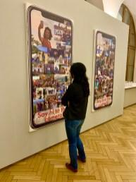 """""""Say hi to the Camera"""", die neueste Arbeit von Stefan Hunstein"""