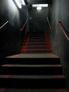 Abgang Foltermuseum