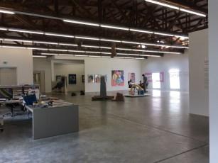 Ausstellungsansicht Galerie Hilger NEXT