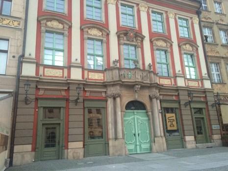Das Pan Tadeusz Museum am Hauptplatz