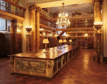 Bibliothek im Palais Liechtenstein