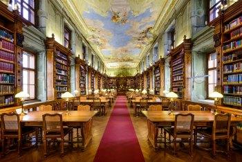 Augustinerlesesaal der Nationalbibliothek