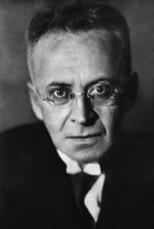 Karl Kraus, Schrifsteller, Publizist (1874 - 1936)