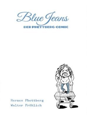 """""""Blue Jeans"""" Comic über Hermes Phettberg"""