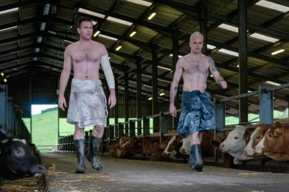 Mark Renton (Ewan McGregor) und Simon (Jonny Lee Miller) © 2016 Sony Pictures Releasing GmbH Mark Renton (Ewan McGregor) und Si