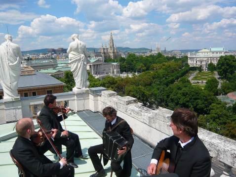 Neue Wiener Concert Schrammeln © Anton Wieser