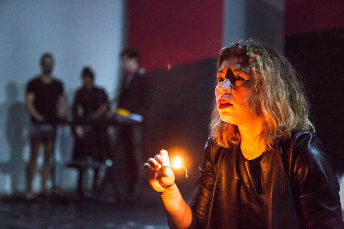 Anne Grabowski als Medea