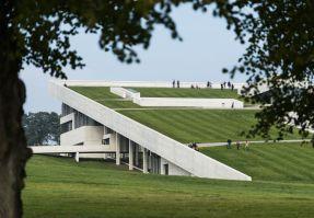 Moesgaard Museum in der Nähe von Aarhus c) Moesgaard Museum