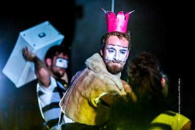 """Aufführung von """"Ubu Roi"""" in Pafos, photo by foto LARKO Pafos"""