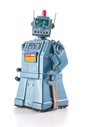 Yonezawa, Directional Robot, 1957; Privatbesitz; Foto: © Andreas Sütterlin, 2016