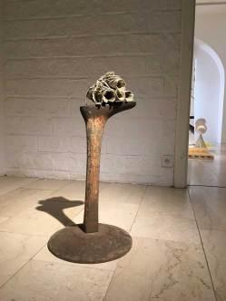 Skulptur von K.U.SCH. Renate Krätschmer
