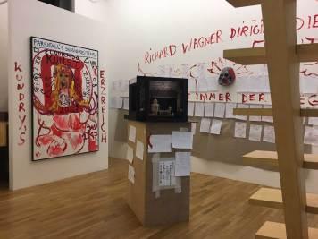 Ausstellungsansicht Galerie Krinzinger