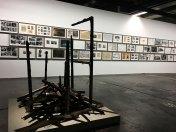 """Ausstellungsansicht """"Neue Neue Galerie"""" (Neue Hauptpost)"""