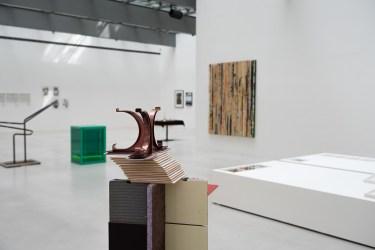 ba ≠ b+a, Ausstellungsansicht, © MUSA
