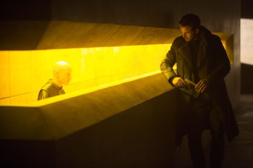 K (RYAN GOSLING) in Sony Pictures' BLADE RUNNER 2049. © 2017 Sony Pictures Releasing GmbH