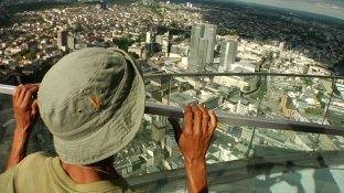 Über den Dächern von Frankfurt © Waystone Film