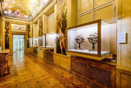 Globenmuseum, Palais Mollard, Herrengasse 9, 1010 Wien © Österreichische Nationalbibliothek
