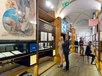 Literaturmuseum Grillparzerhaus, Johannesgasse 6, 1010 Wien © Österreichische Nationalbibliothek