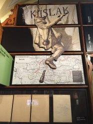 Literaturmuseum Grillparzerhaus: Joseph Kyselak machte sich nicht nur als Reiseschriftsteller einen Namen. Noch heute ziert seine Unterschrift so manchen Ort