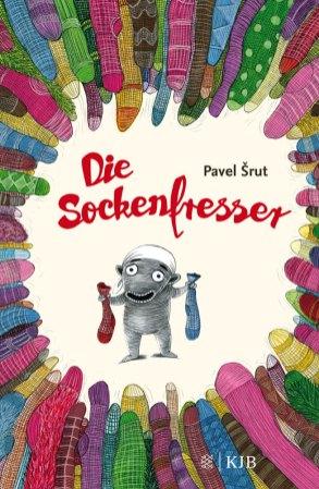 """""""Die Sockenfresser"""" erscheint demnächst auch in deutscher Sprache"""