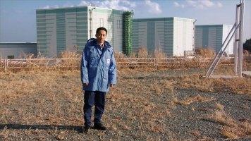 Kenji Tateiwa ist leitender Atomingenieur bei TEPCO (Tokyo Eletric Power Copany)