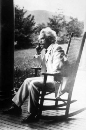 Samuel Langhorne Clemens aka Mark Twain