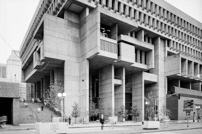 Kallmann McKinnell Knowles Campbell Aldrich Nulty: Boston City Hall