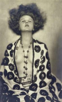 ATELIER D'ORA | Elsie Altmann-Loos | 1922 © Photoarchiv Setzer-Tschiedel/IMAGNO