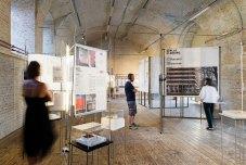 "Ausstellung ""Europas beste Bauten. EU Mies van der Rohe Award 2017"" Bild: Claudia Rohrauer"