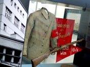 """Dauerausstellung """"Das rote Wien"""" im Waschsalon im Karl Marx Hof © Ingo Pertramer"""