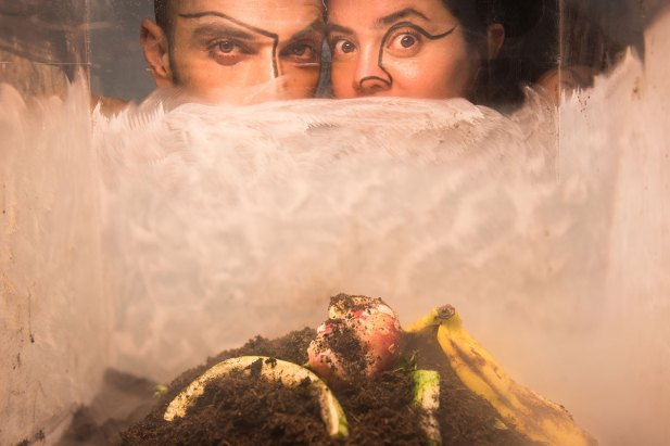 the que_ring drama project – Ghost Times. A Queer Journey Through Theatre © Lisbeth Kovacic
