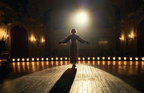 Auch auf der Bühne feiert Colette (Keira Knightley) Erfolge © Filmladen Filmverleih