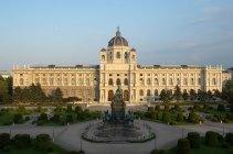 Immer mehrere Besuche wert: das KHM und seine angeschlossenen Museen © KHM