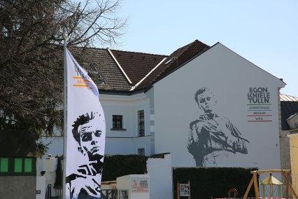 Schiele-Museum Tulln außen © Daniela Holzer