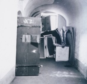 Im Gefängnis von Neulengbach 1963 © Alessandra Comini