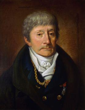 Antonio Salieri von Joseph Willibrod Mahler