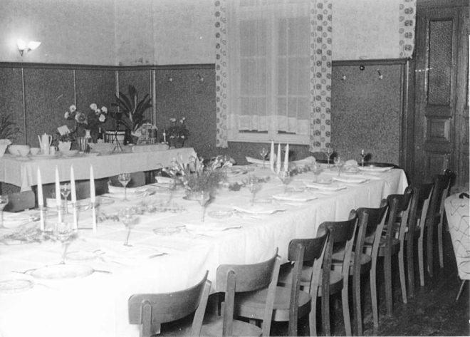 Speise- und Festsaal