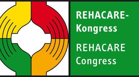 Logo des REHACARE Kongress 2017