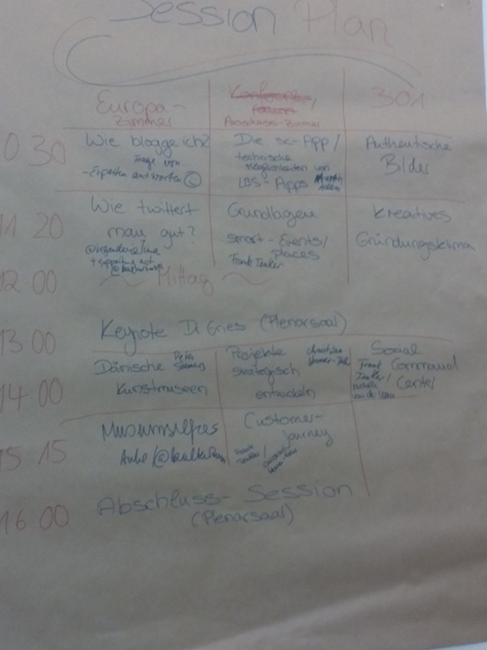 Programm #scms15