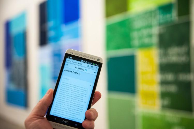 NFC im Kulturbereich