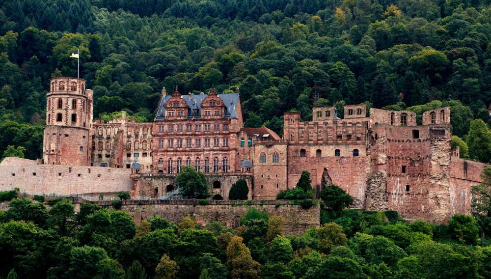 Heidelberg, Schloss, XPress, digitaler Erlebnisraum