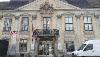 Das Volkskundemuseum als Veranstaltungsort des stARTcamp 2019