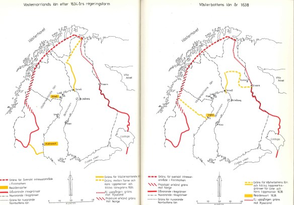 9_Västernorrland 1634_Västerbotten 1638
